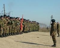 В Челябинск с Кавказа возвращаются бойцы 23-го отряда