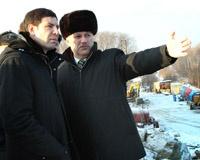 Движение по развязке в районе ул. Худякова откроют за день до Нового года