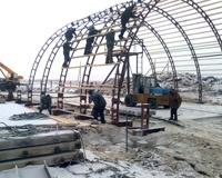 К строящимся в Еткуле очистным до конца года проведут электричество