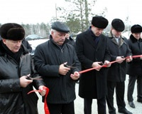 В Челябинске открыли развязку Худякова – Университетская набережная