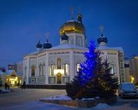 В храмах Челябинской области празднуют Рождество Христово