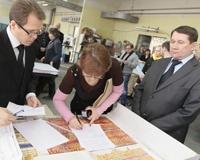 В Челябинской области напечатали бюллетени для президентских выборов