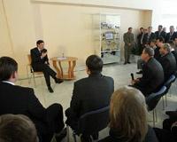 Юревич – ашинским властям: «Трасса М-5 может дать новые рабочие места»