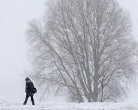 На Южном Урале в выходные ожидаются метель и сильный ветер