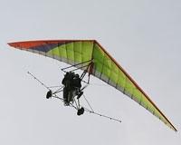 В Златоусте дельтапланериста оштрафовали за незаконные полеты