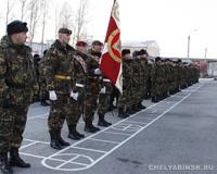 23 отряду спецназа в Челябинске дали имя «Оберег»
