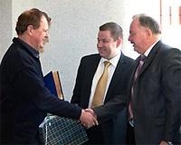 Делегация британо-российского партнерства оценила перспективы Снежинска