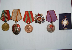 На Южном Урале ищут родных ветеранов, чьи медали сдали на металлолом