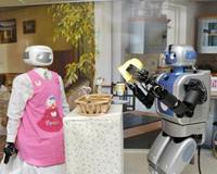 Робот научился стирать и готовить