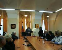 Ярославские и ивановские парламентарии скрепили соглашение каштаном