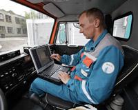 ОАО «МРСК Центра» внедрило систему мониторинга и контроля транспорта