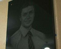В школе №11 установили мемориальную доску в память об Иване Ткаченко