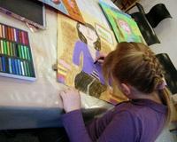 Ярославна победила на международном конкурсе рисунков