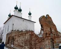 Жители ярославского села восстанавливают храм
