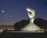 При въезде в Рыбинск может появиться 12-метровая стерлядь