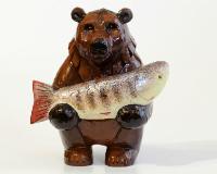 Победители лыжных гонок получат на память деревянных медведей