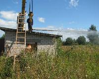 В Ярославском районе идет восстановление артезианских скважин
