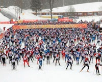 Деминский марафон – кандидат в мировую серию Worldloppet