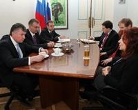 В посольстве Словении в Москве прошла презентация Ярославской области