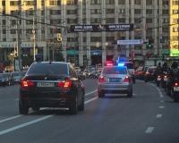 Российских чиновников заставят ездить на отечественных автомобилях