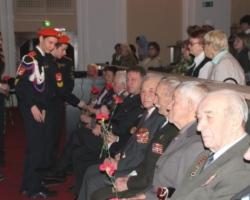 В Ярославле прошел традиционный День ветеранов города