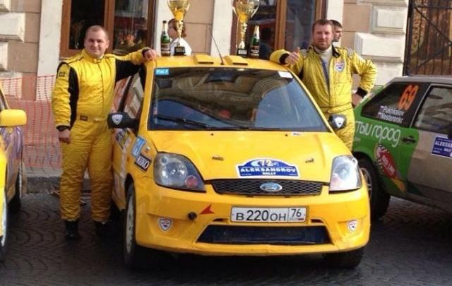 Гонка по-украински: пробитый мотор и первое место
