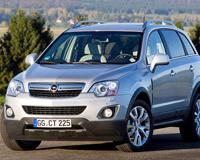 Обновленный Opel Antara станет доступен летом 2011 года