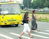 Водители в восемь раз чаще пешеходов нарушают ПДД