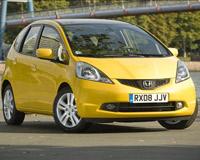 Honda отзывает 1,35 млн автомобилей Jazz/Fit