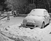Министр транспорта подал в отставку из-за снега
