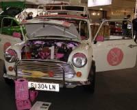 Гламурный Mini одержал победу в конкурсе «Мой автомобиль»