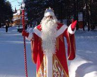 Новогоднее обращение Деда Мороза к водителям