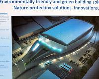 В Сочи началось строительство арены для керлинга