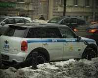 Владельцем Mini «Пилиция ДПS» оказался будущий господин полицейский