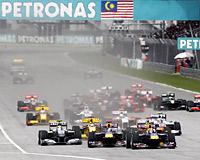 Малайзия хочет ночную Формулу-1