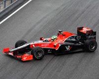 Marussia Virgin Racing представит в Лондоне новый болид