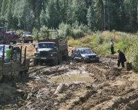 Российские дороги – худшие в мире
