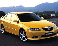 Пауки предпочитают Mazda 6
