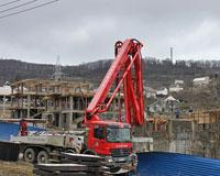 Дома для олимпийских переселенцев сдадут во втором квартале 2011 года