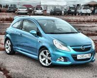 Opel посвятил самую мощную Corsa OPC Нюрбургрингу