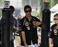 Петров рассчитывает на удачу на Гран-при Китая