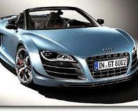 Audi выпустит 333 родстера – конкурента Lamborghini Gallardo