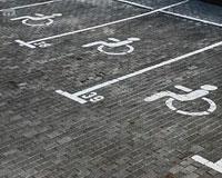 Штраф за парковку на местах для инвалидов вырос в 25 раз
