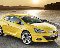 Opel рассекретил новую Astra GTC