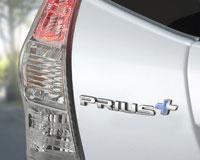 Prius получил спорт-пакет
