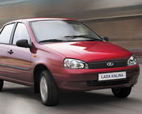 Назван самый популярный автомобиль в России