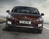 Peugeot готовит внедорожник-гибрид