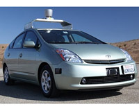 Google показал всем свой автопилот