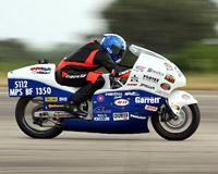 Установлен новый мировой рекорд скорости для мотоцикла