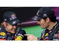 Гонщики Red Bull сделали дубль на Гран-при Бельгии